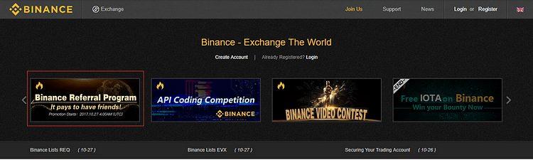Binance Referral Code July  2021- Earn Free Bitcoin & 40% Commission